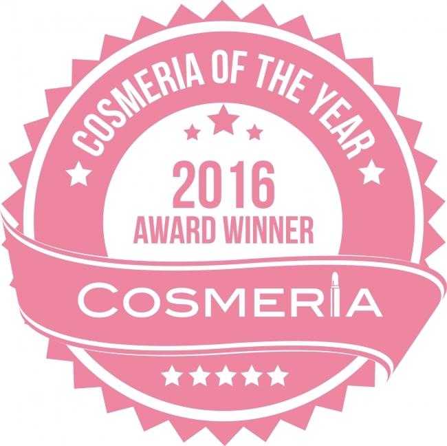 アジア女性10万人が選んだ化粧品大賞COSMERIA of the Year 2016を発表