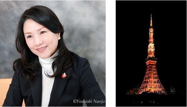 11月は子宮頸がん予防啓発強化月間!11月1日(火)夕方6時に、東京タワーがオレンジ色に点灯!『Hellosmile Lounge』