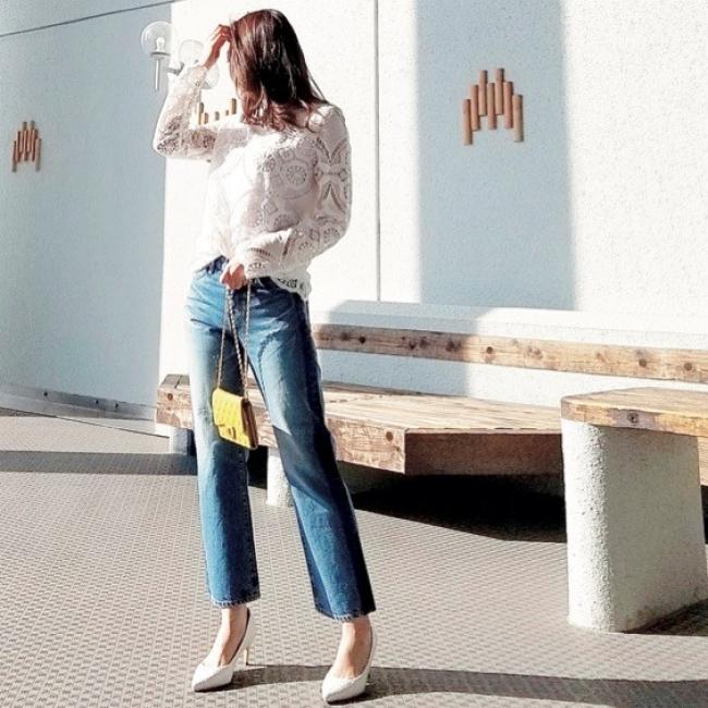 【阪神梅田本店】『カリスマインスタグラマー』と『老舗メーカー』がタッグを組んで作り上げたジーンズ、本日から販売!