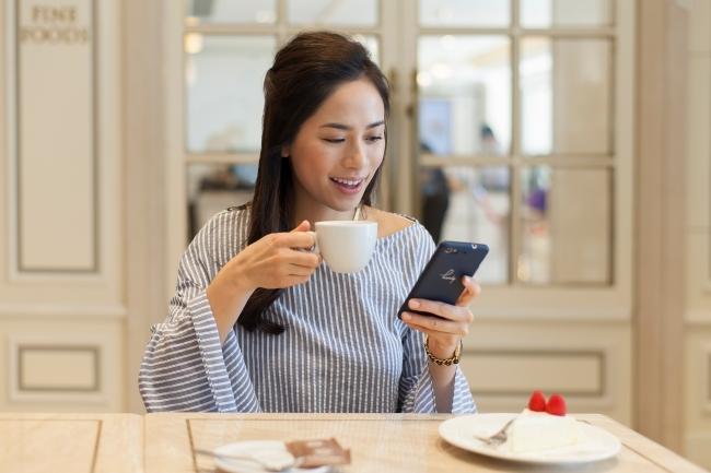 無料貸し出しスマートフォン「handy」を全客室に設置 株式会社東急ホテルズ