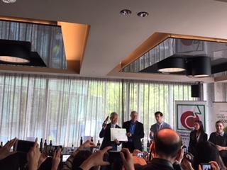 第6回JOOP(Japan Olive Oil Prize)国際オリーブオイルコンテスト表彰式開催-在日イタリア商工会議所(ICCJ)