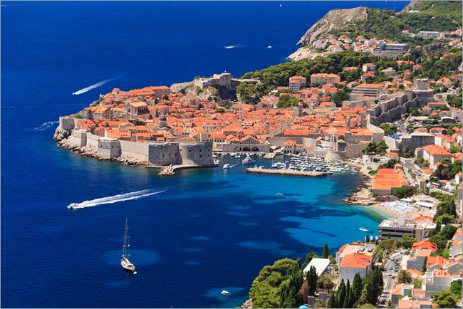 クロアチアの町が人気急上昇!トラベルコ 2018年4月の海外ツアー検索人気ランキングを発表!