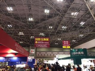 第30回 国際宝飾展(IJT2019)/第7回ガールズジュエリーEXPO東京 開催!