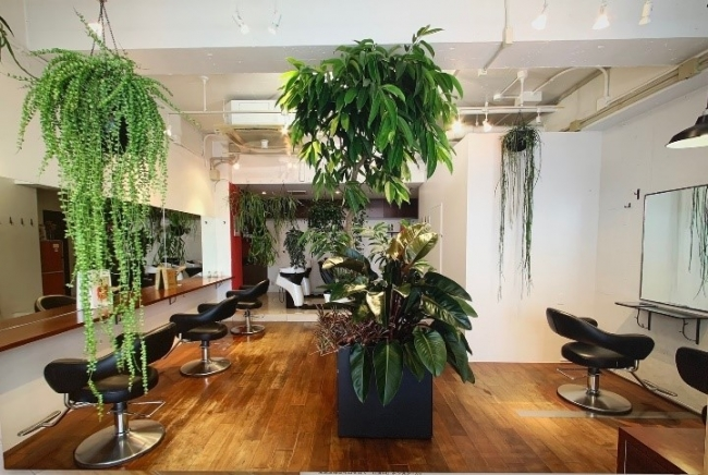 日本初!支払い行為がない美容室が誕生「PiNCH南青山店」7月7日(日)オープン ~日本初・業界初の『Payレス』システム導入~