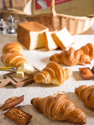 本格日本初上陸の高級フランスバター使用のクロワッサン、食パン、ロールパン、フィナンシェを発売開始  -株式会社メゾン・ランドゥメンヌ・ジャポン-