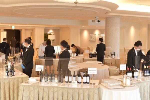 イタリアワイン試飲会&オンライン商談会Borsa vini 2020実施 -イタリア大使館貿易促進部-